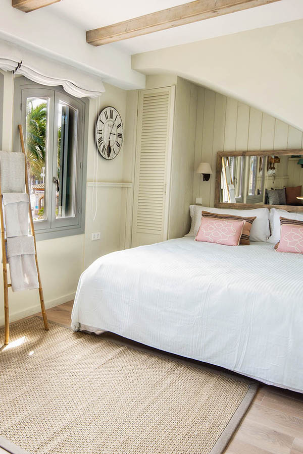 Bedroom and Suites - The Beach House Javea