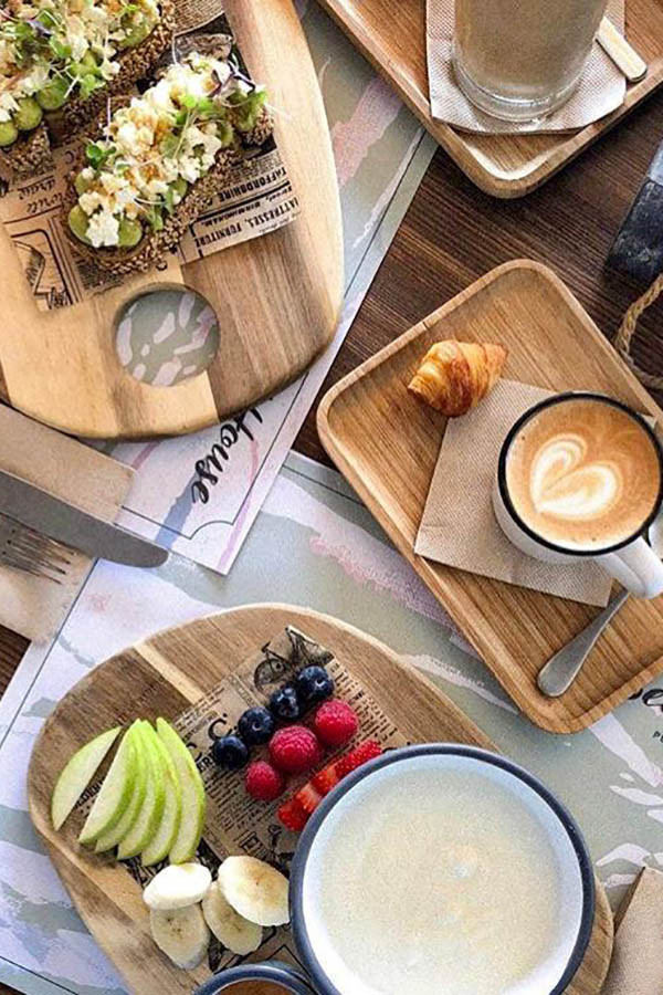 The Beach House Javea - Bistro - Breakfast